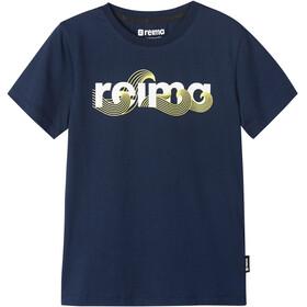 Reima Kevyt T-Shirt Kids, navy